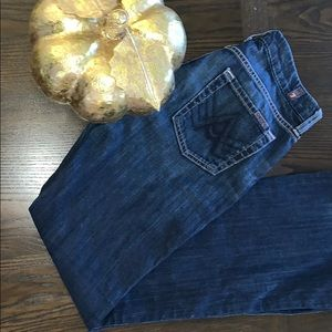 7 for all mankind Lexie A pocket bootcut Jeans 26